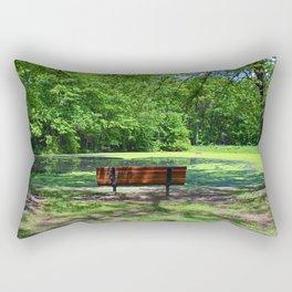 Afternoon Lullaby Rectangular Pillow