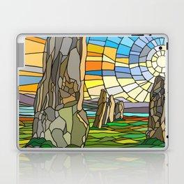 Calanais Sunset Laptop & iPad Skin