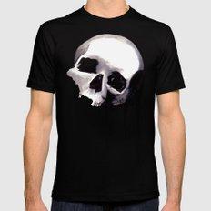 Bones VIII Mens Fitted Tee Black MEDIUM