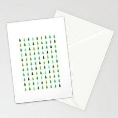99 trees, none of them a problem Stationery Cards