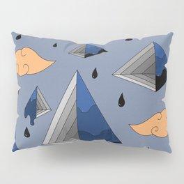 Blue Py Pillow Sham