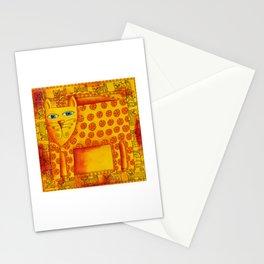 Patterned Leopard Stationery Cards