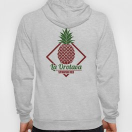 La Orotava Valley pineapple basket Hoody
