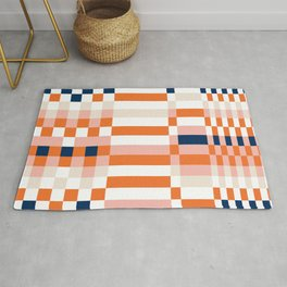 Connecting lines 1 Rug