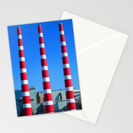Tufts Cove Generating Station, Nova Scotia Stationery Cards