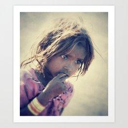 Innocence Art Print