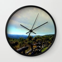 Grayson Highlands Sky Wall Clock