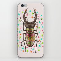 insect iPhone & iPod Skins featuring INSECT IV by dogooder