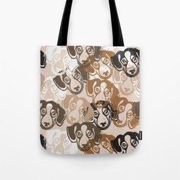 Beagles! Tote Bag