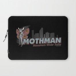 Mothman Noir Laptop Sleeve