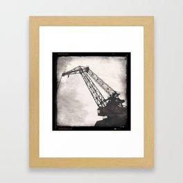 Loader Framed Art Print