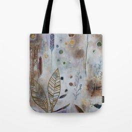 Luna Leaf Tote Bag