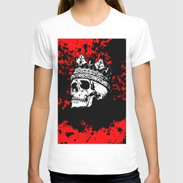 Skulking Skull King T-shirt