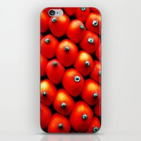 titan iPhone & iPod Skins featuring titan arum by Doug McRae