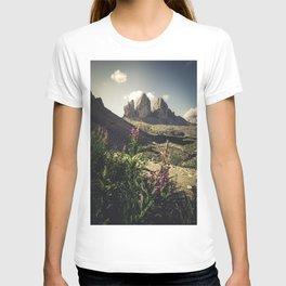 The famous Tre Cime di Lavaredo T-shirt