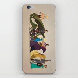 Mhysa's Gang iPhone Skin