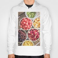 fruit Hoodies featuring Fruit by Callen Guidry