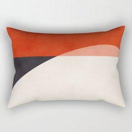geometry shapes Rectangular Pillow