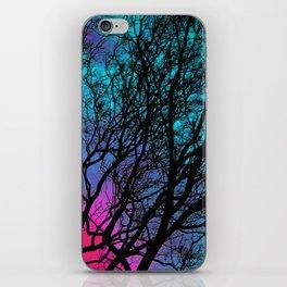 Behind The ol' Crape Myrtle iPhone Skin