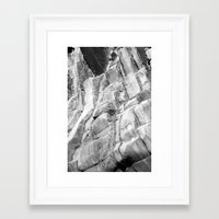 history Framed Art Prints featuring History by Jeni Gray