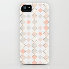 Pattern Rose iPhone Case