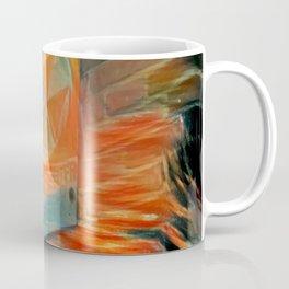 WARNING// Coffee Mug