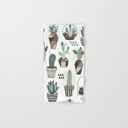 S(weet)ucculent Dreams Hand & Bath Towel