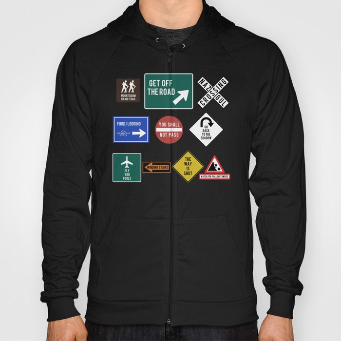Lord of the Road Hoody