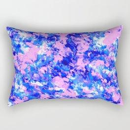 Crash Palette Rectangular Pillow