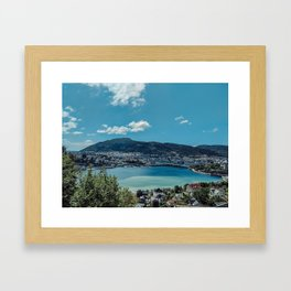 Bergen II Framed Art Print