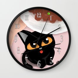 Look delicious Wall Clock
