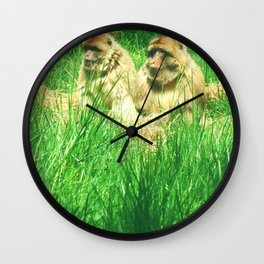 Just two of us :) Wall Clock