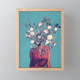 The First Noon I dreamt of You Framed Mini Art Print