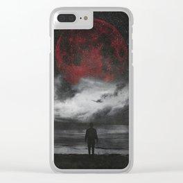 retreat Clear iPhone Case