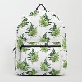 Summer Forest Ferns Backpack