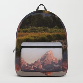 Morning in the Tetons Backpack