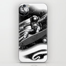 Surf Anywhere iPhone Skin