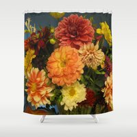 thank you Shower Curtains featuring Thank you by DesignsByMarly