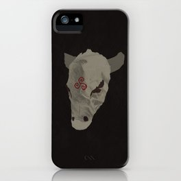 """Go West"" #3 iPhone Case"