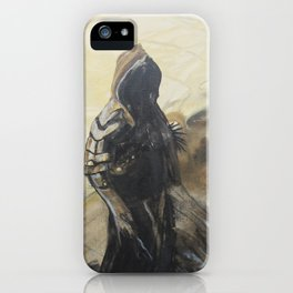 Galen Varwarden - Lord of the Black Sands iPhone Case