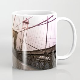 Brooklyn Bridge, New York City Coffee Mug
