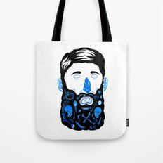 Pirate Beard Tote Bag