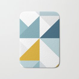 Modern Geometric 18/3 Bath Mat