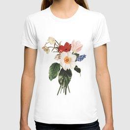 Spring Flowers Bouquet T-shirt