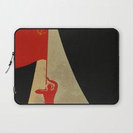 all the way up to the stars - soviet union propaganda Laptop Sleeve