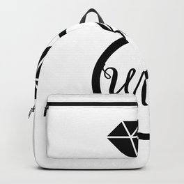 Wifey Matching Married Backpack