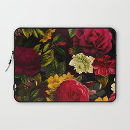 Mystical Night Roses Bouquet Laptop Sleeve