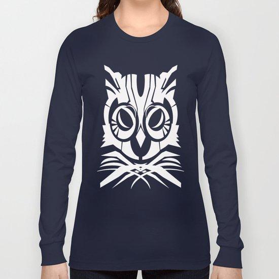 Owl Machine Long Sleeve T-shirt