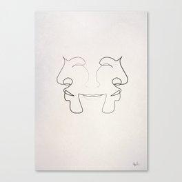 Remo Canvas Print