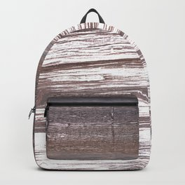 Deep Taupe abstract watercolor Backpack